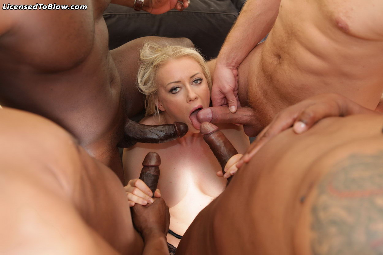 Interracial punishment one of the first