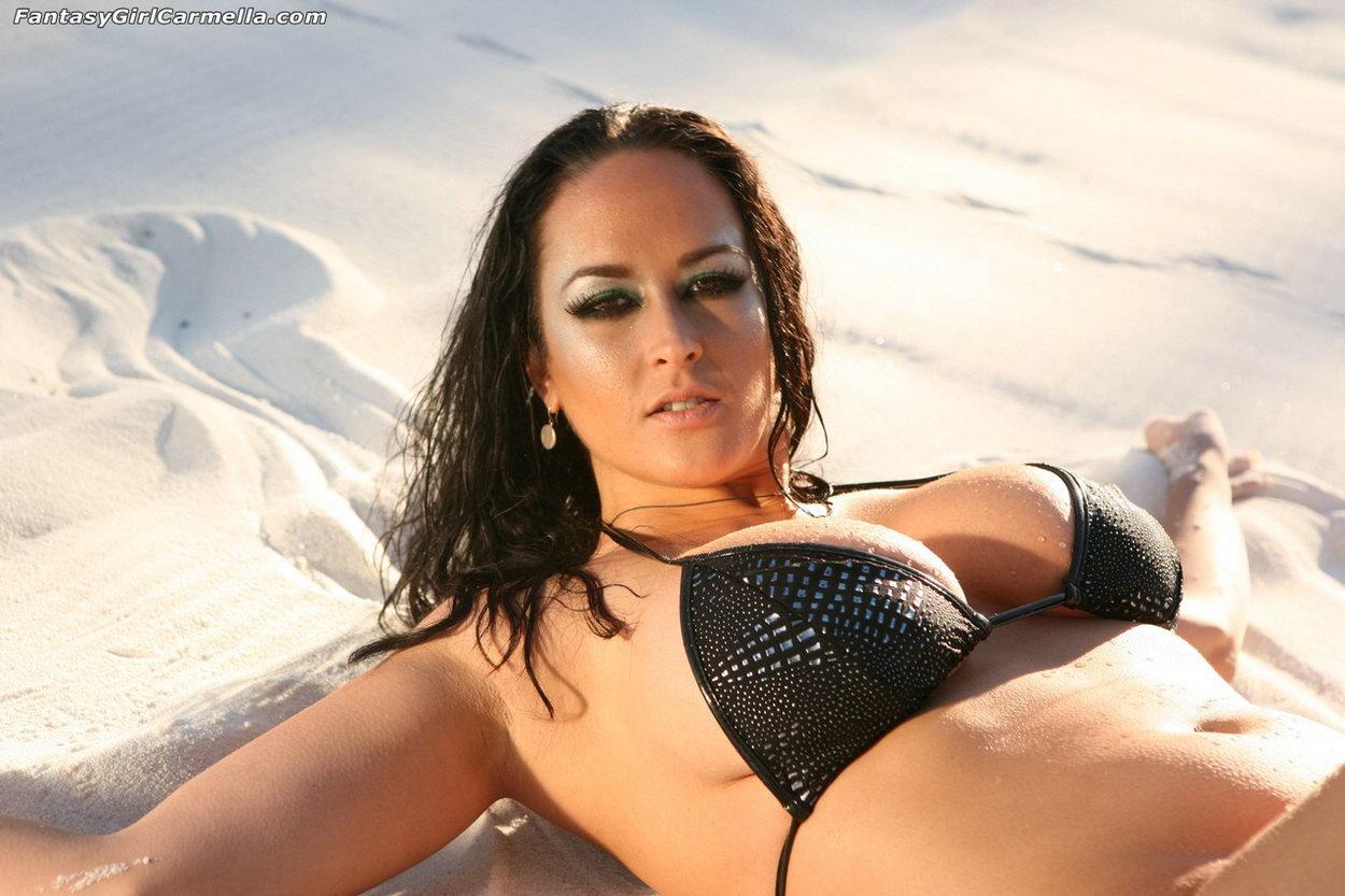 Carmella bing bikini — photo 13