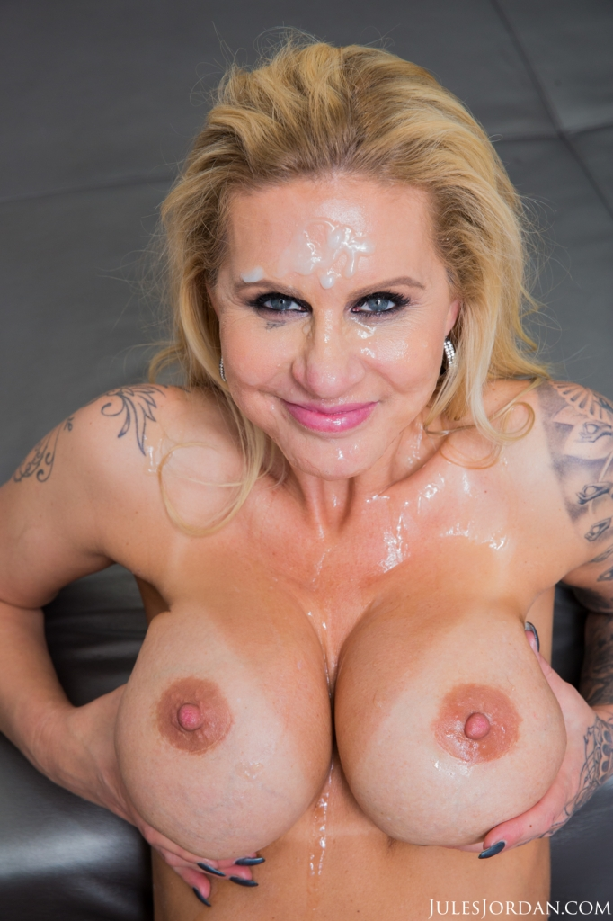 4 huge black cocks for hot blonde chick 5